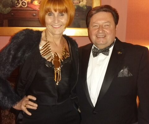 with Mary Portas